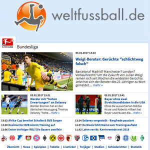 Weltfussball
